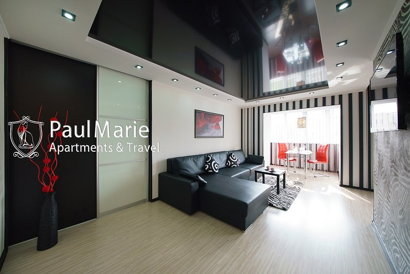 PaulMarie Apartment on Zaslonova 4, location de vacances à Salihorsk