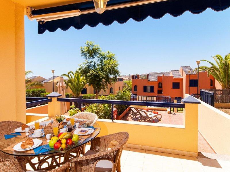 Holiday Villa in Meloneras 69 Gran Canaria, holiday rental in Meloneras