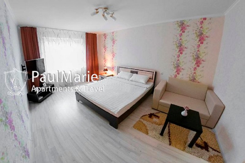 PaulMarie Apartments on Zaslonova 70, location de vacances à Salihorsk