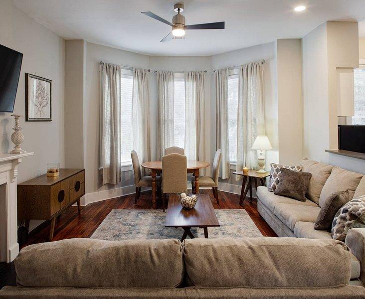 414B Waldburg st · 2 Bedroom Oasis near Forsyth Park, vacation rental in Thunderbolt