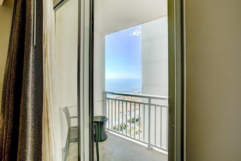 Oceanaire 1BR Oceanview Balcony