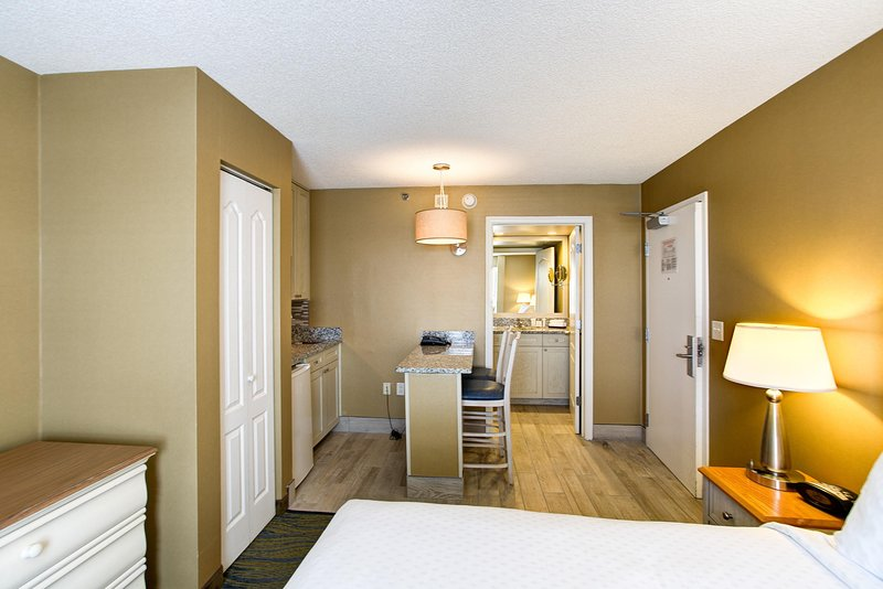 Boardwalk Resorts Studio Bedroom