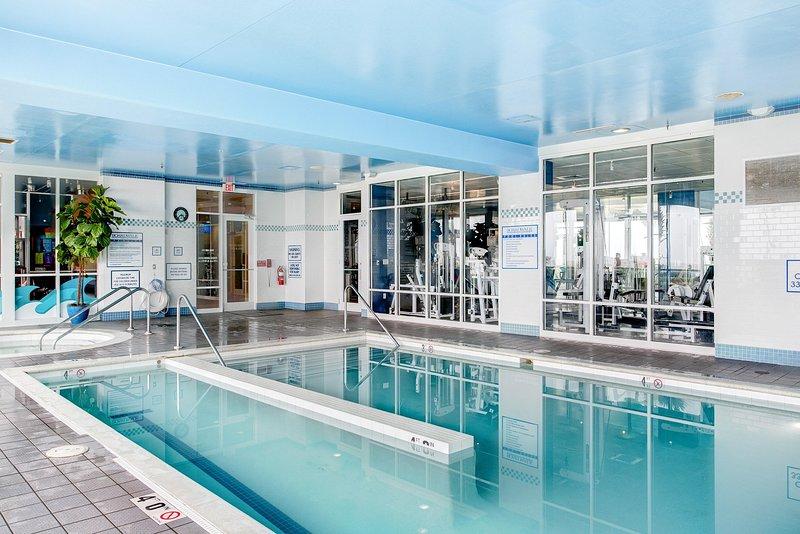 Boardwalk Resorts Indoor Pool