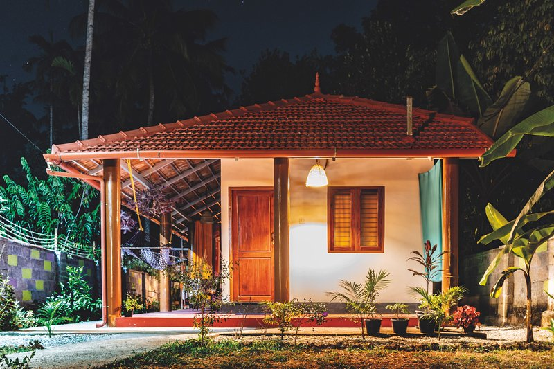 Hari Cottages, holiday rental in Varkala Town
