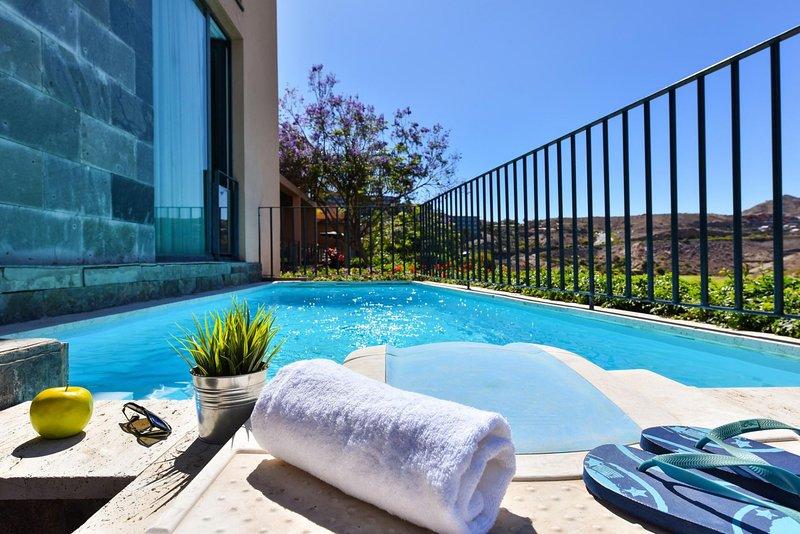 Salobre Villa Los Lagos 16, vacation rental in Montana La Data