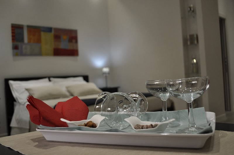 Borbone Apartment Naples City Center Suite – semesterbostad i Neapel