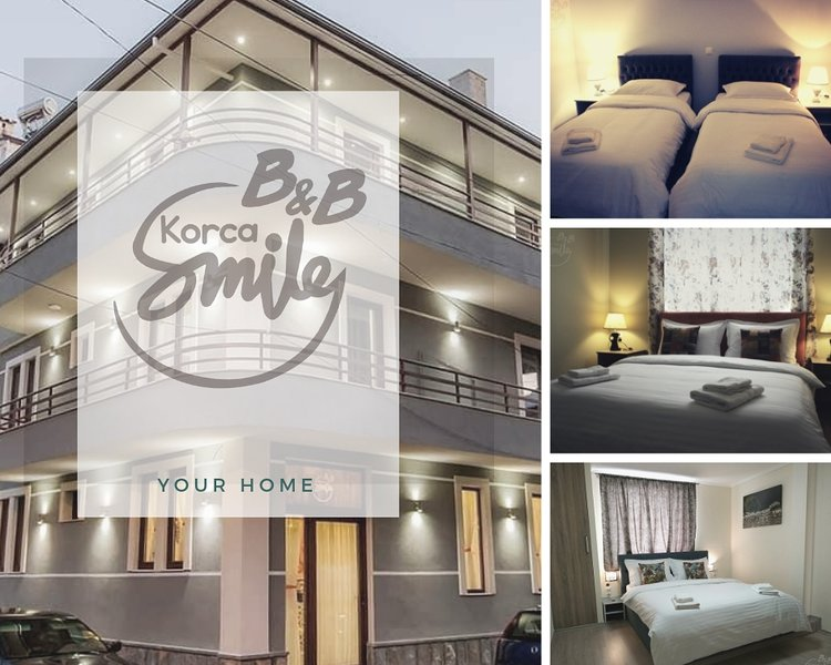 B&BKorcaSmile Room with a Balcony, holiday rental in Korce County