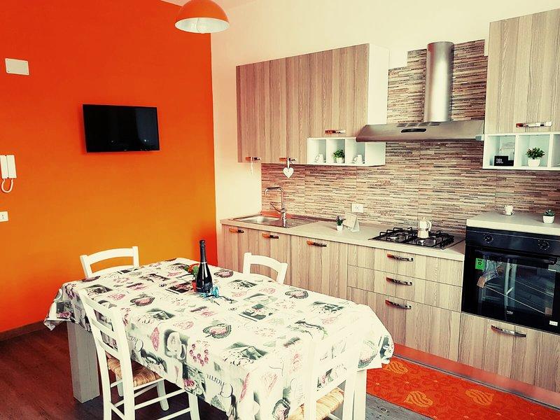 Casa Antonella Stagnone, Ferienwohnung in Marsala