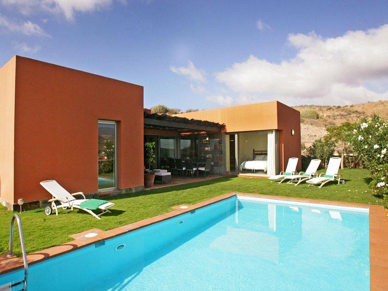 Salobre Golf Villas - Holiday Rental Par 4 Villa 21, vacation rental in Maspalomas