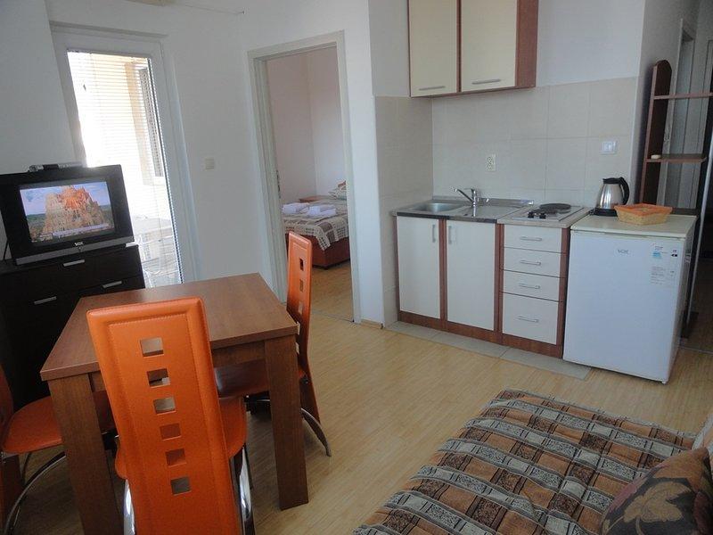 One Bedroom Apartment near the beach and city centre of Budva, holiday rental in Budva