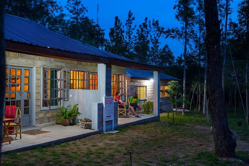Muthoki Country Lodge - One bedroom cottage B1, holiday rental in Eastern Province