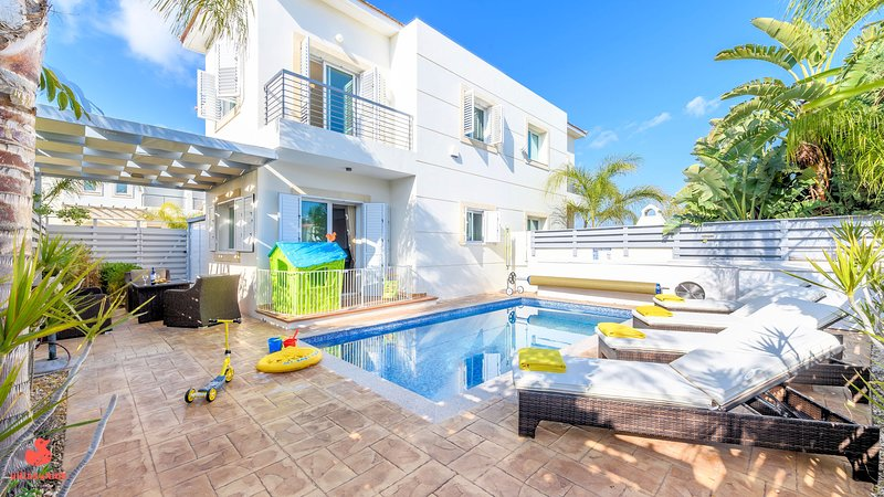 Villa Amanda pool