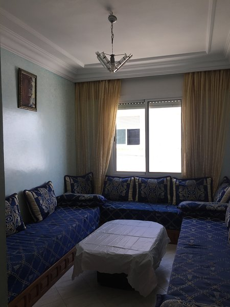 Nice apartment with sea view, holiday rental in El Jadida