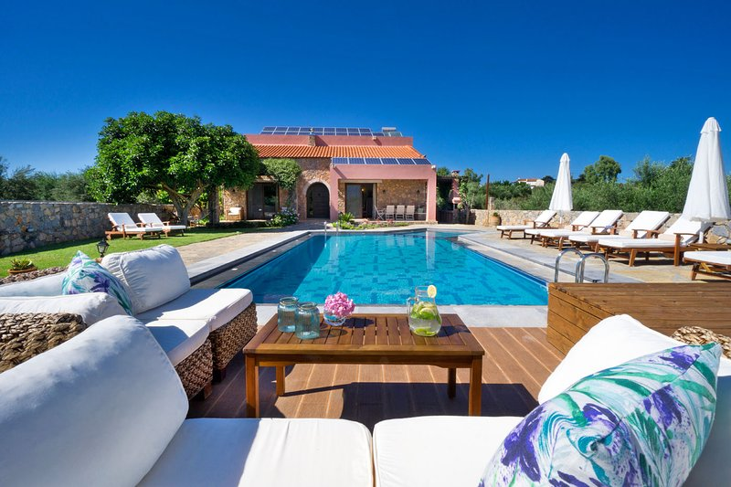 Villa Litsarda, holiday rental in Vamos