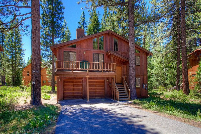 Merry Beary Chalet in Northstar