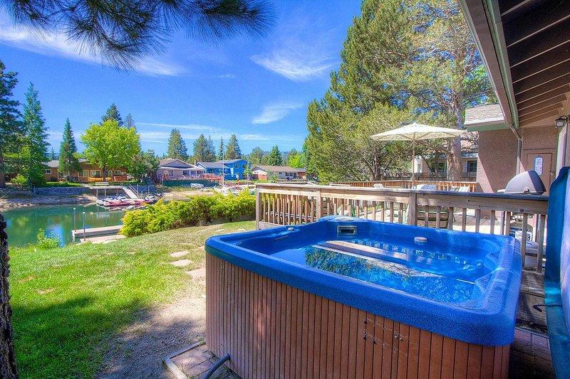 Rock Water Cove - tkh0886 Tahoe Keys Vacation Rental