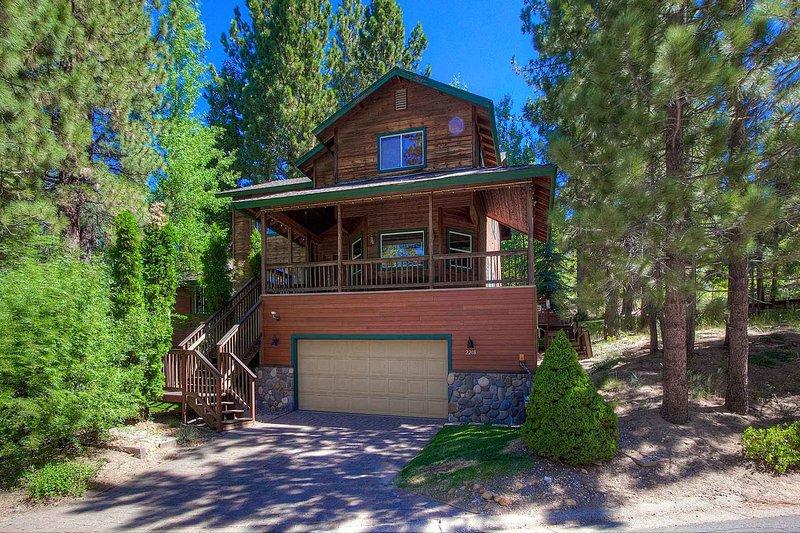 High Meadows HIdeaway - hch0808 Tahoe hyra hytt