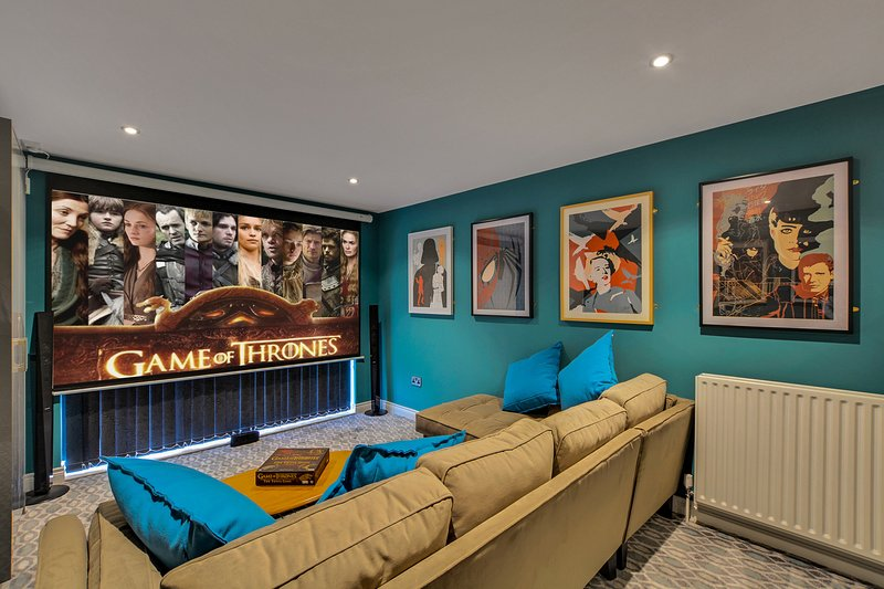 Abbey Movie House, vacation rental in Armoy