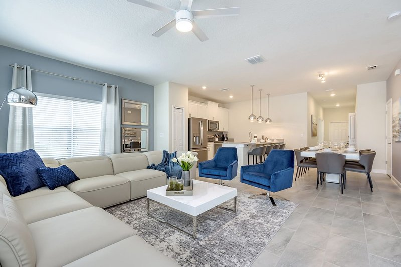 Spectacular Disney Orlando Vacation Home, holiday rental in ChampionsGate