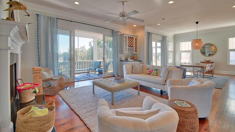 Puffins South, vacation rental in Georgetown