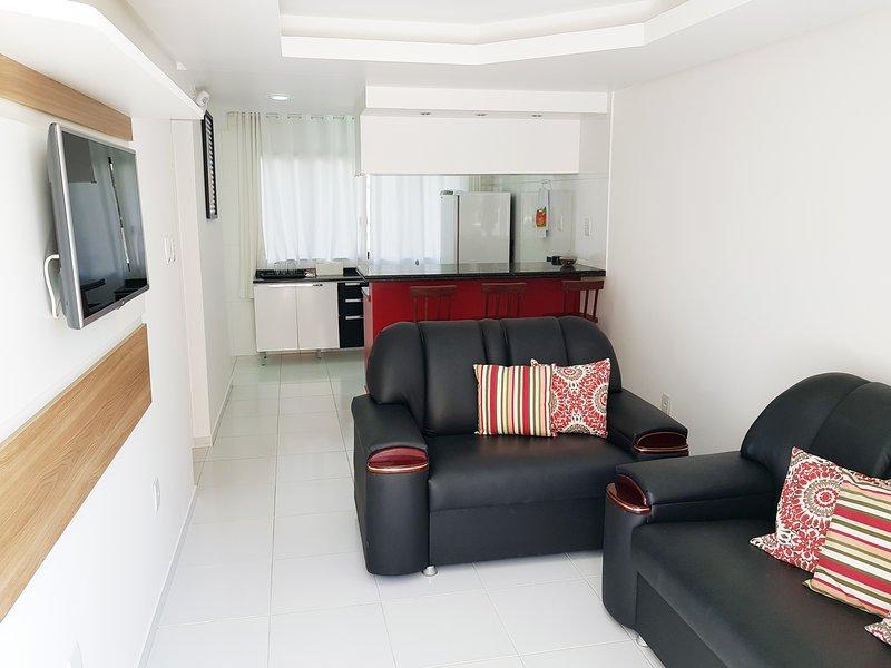 Apartamento na Praia do Guaibim - Valença-Bahia, location de vacances à Guaibim