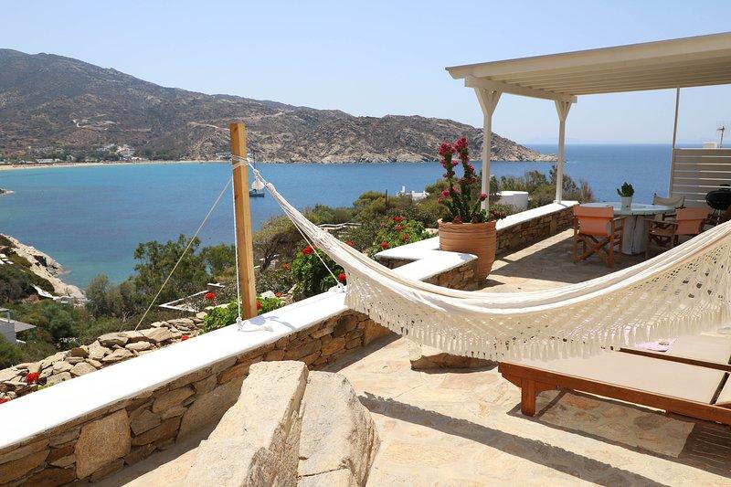 Athina Island Villa 2BDR, holiday rental in Ios