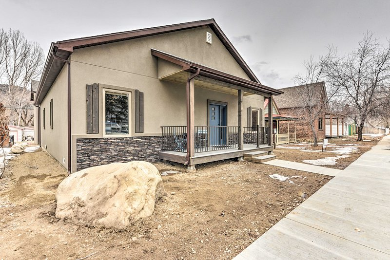 Make the most of your Rocky Mountain retreat when you stay here in Buena Vista!