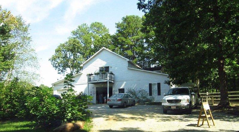 Beautiful Farm, vacation rental in Clayton