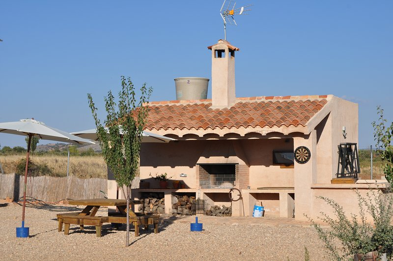 Casa rural Mentesana., holiday rental in Povedilla