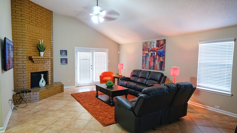 Loma Paseo · Energy Corridor,Sugar Land,Hwy 6, Memorial hospital, City Center, vacation rental in Clodine