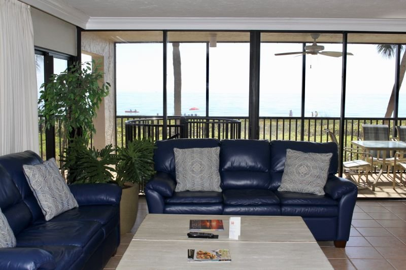 Enjoy breathtaking views of the ocean right from your balcony!