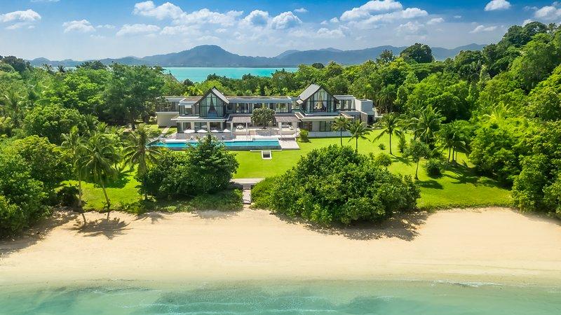 Villa Verai Phuket - Vista aerea