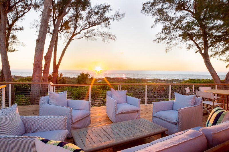 Arcadia-Stunning Gulf Front Beauty!, vacation rental in Captiva Island