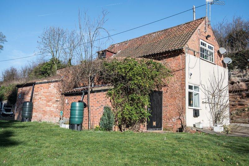 17th-Century One Bed Studio with Parking & Garden!, location de vacances à Gainsborough
