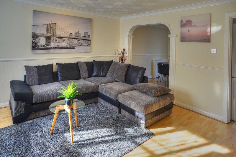 LUXURY ExCEL LONDON HOUSE, alquiler vacacional en East Ham
