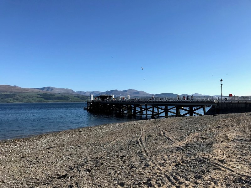 Muelle de Beaumaris