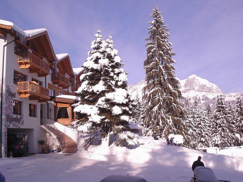 Gartenhotel Rosenhof - The paradise near Kitzbühel