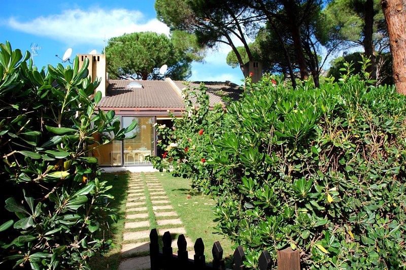 Cala Verde Pula, alquiler vacacional en Santa Margherita di Pula
