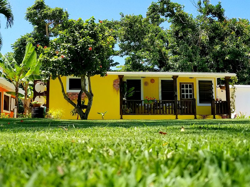 Sole is a 2 bedroom, 1 bath cottage at the Dreamer in Aguadilla, PR