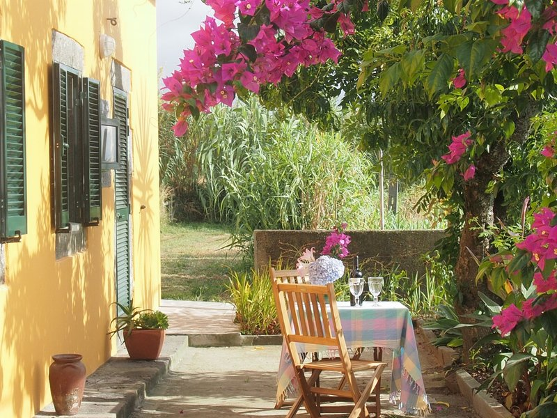 CASA BOUGANVILLEA, vacation rental in Mosteiros