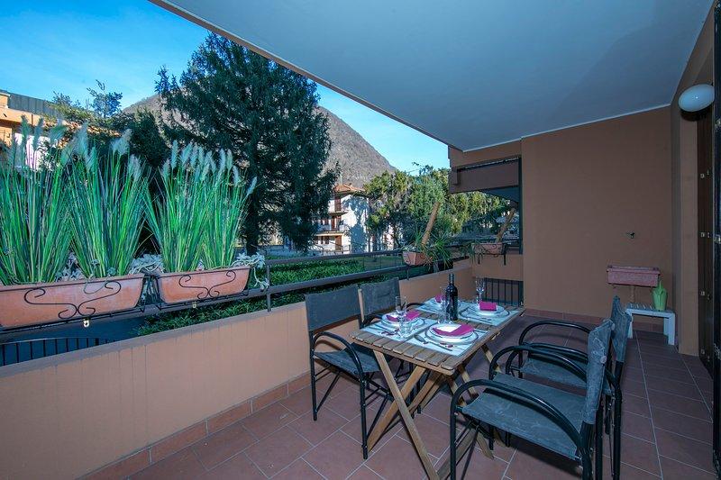 Appartamento Lilla, vacation rental in Laveno-Mombello