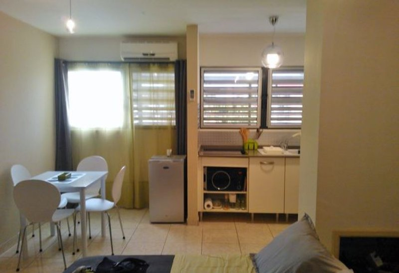 Beautiful studio near the beach, alquiler vacacional en Guayana Francesa