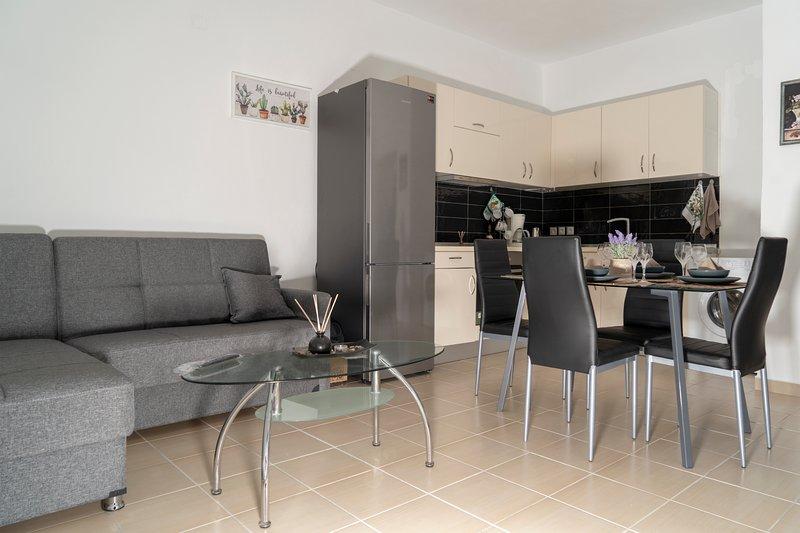 Liz Apartment, holiday rental in Pentati