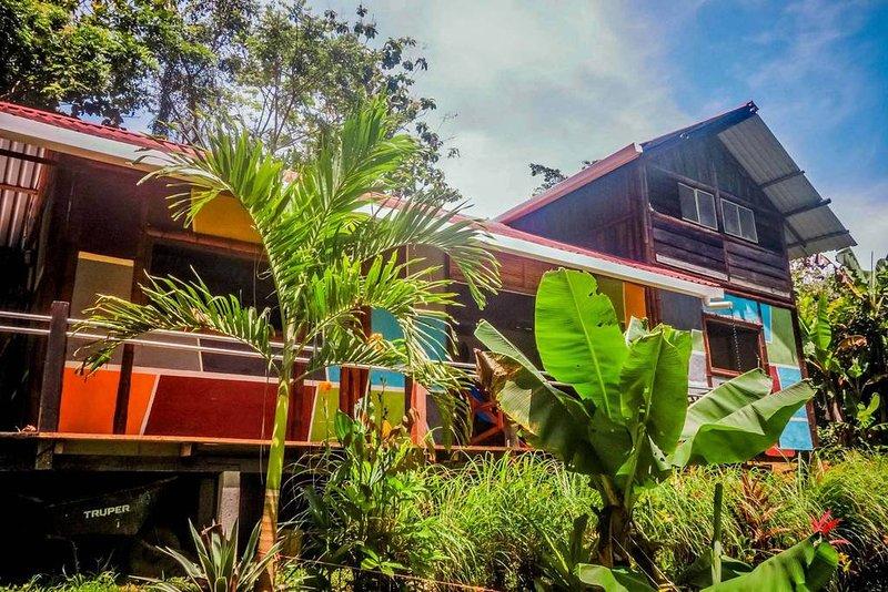Casa Vida en la SELVA  Jungle Experience, Ferienwohnung in Punta Uva