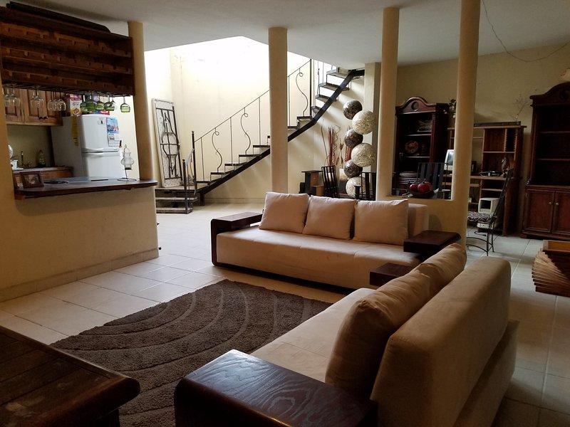 Weekendly Rental. Una linda casa con todas las Comodidades de San Miguel de A., alquiler vacacional en Dolores Hidalgo