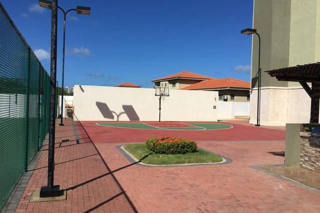 På Palm Aruba erbjuder vi dig möjlighet att fortsätta träna