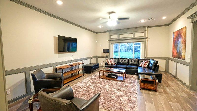 632k Luxury Home - Houston night life area ., vacation rental in Houston