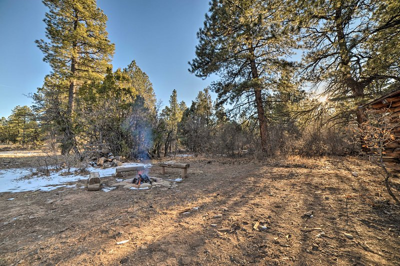 This nature's paradise provides easy access to hiking, biking, hunting and more!