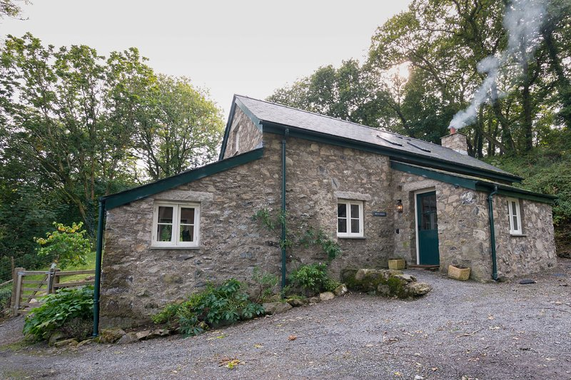 Bryn Derw, holiday rental in Rowen