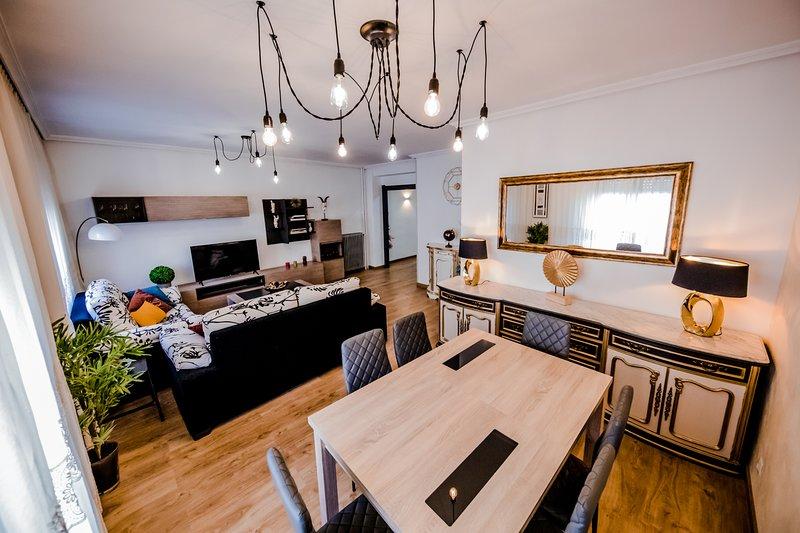 Apartamento Turístico Alvi, vacation rental in Lubia